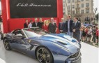 Fiat Chrysler Automobiles To Spin Off Ferrari, Sell Shares In The Company