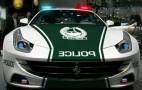 First An Aventador, Now Dubai Police Enlist A Ferrari FF