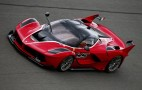 Feel the rawness of the Ferrari FXX K as it takes on Daytona