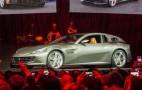 Ferrari GTC4 Lusso makes Villa Erba debut: Video