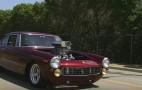 Ferrari GTE Gets A Large Dose Of American V-8: Video