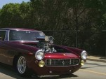 Ferrari GTE with Chevy V8