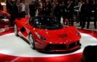 Ferrari Working On More Extreme LaFerrari Supercar: Report