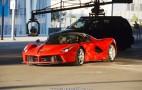 First video of Ferrari LaFerrari Aperta