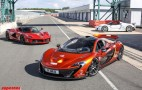 LaFerrari, P1 And 918 Spyder Finally Tested Together: Video