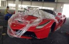 First LaFerrari Replicas Already In Production? Yes, But Not At Mansory Cars