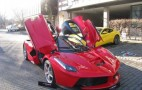 Ferrari LaFerrari Already Hits The Used Car Market