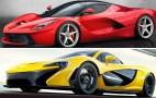 LaFerrari Vs. McLaren P1, Bentley Flying Spur, Rolls-Royce Wraith: Today's Car News