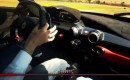 Ferrari LaFerrari video for 15 million Facebook fans