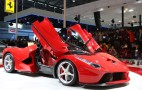 Ferrari LaFerrari Spider in the works?