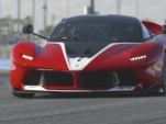Ferrari FXX K driven by Chris Harris