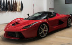 Someone paid $2.25M for a Ferrari LaFerrari prototype that can't be driven legally