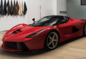 Ferrari LaFerrari prototype sold for $2.25 million