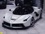 LaFerrari Aperta for sale in Saudi Arabia