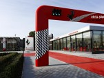 Ferrari Museum in Maranello, Italy