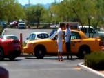 Ferrari owner attacks cab driver in Las Vegas