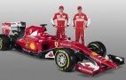 Vettel And Räikkönen Help Launch Ferrari's 2015 Formula One Car: Video
