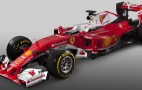 Ferrari's race car for the 2016 F1 season is the SF16-H