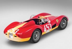 Four-Cylinder 1957 Ferrari Testa Rossa Might Make More Than $4 Million At Auction