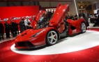 LaFerrari Supercar Live Photos And Videos From Geneva