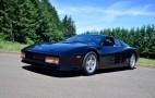 1988 Ferrari Testarossa: Time Machine Test Drive
