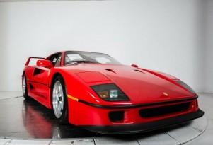 Ferrari F40 for sale on Craigslist