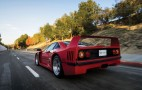 Another Ferrari F40 is heading to auction