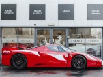Street-legal Ferrari FXX Evoluzione for sale