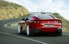 Marchionne says Ferrari will always offer naturally aspirated V-12s