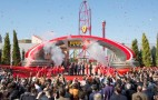 Ferrari Land opens in Spain