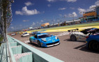 Ferrari Challenge to use Intel-powered AI, drones to hone racer skills, improve fan experience