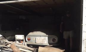 1967 Ferrari 275 GTB barn find