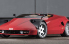 Ferrari 328 GTS-based Conciso is one weird creation