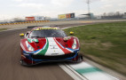 Ferrari 488 GTE Evo debuts at Fiorano, aiming for victory at Le Mans