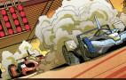 Ferrari enters comic book world with 'We Race'