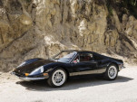 David Lee has built a Dino Ferrari of his own