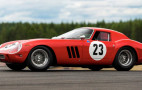 Ex-Phil Hill Ferrari 250 GTO sets record for highest price paid for car at auction