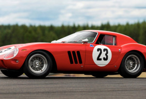 1962 Ferrari 250 GTO bearing chassis No. 3413 - Image via RM Sotheby's