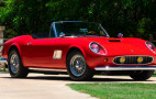 "Ferrari replica from ""Ferris Bueller's Day Off"" heads to auction"