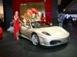 Ferrari F430 Bio Fuel NAIAS