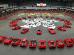 Ferrari's 30 years in Hong Kong celebration
