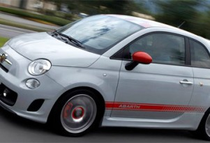 Fiat 500 Abarth SS to debut at Paris Motor Show
