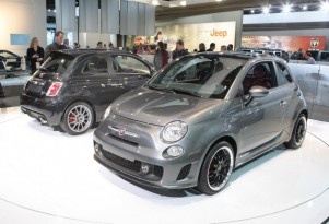 Fiat 500 To Get Plugged In To the Electric Market