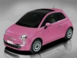 Fiat 500 'So Pink'