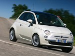 Fiat 500 wins European COTY for 2008