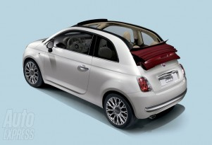 Fiat Official Reveals 2012 Fiat 500 Convertible Will Come To U.S. in 2011