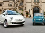Fiat Cinquecento Prima Edizione launch party