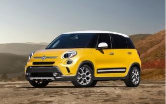 2014 Fiat 500L: Stylish, Room For Five, Starts Below $20,000