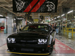 Final 2018 Dodge Challenger SRT Demon rolls off the line at Brampton, Canada plant