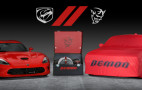 Final Dodge Viper and Challenger SRT Demon going under the hammer
